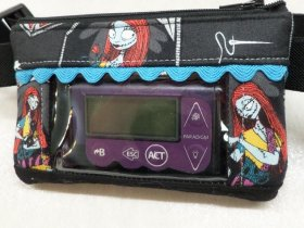 Sallie Insulin Pump Pouch Window Optional