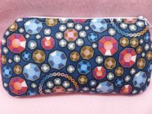 Denim & Diamonds Insulin Pump Pouch