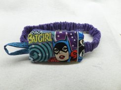 Batgirl Superhero Insulin Pump Pouch Case|Wonder Woman Supergirl