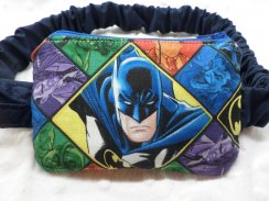 Batman Villain Argyle Boys Insulin Pump Pouch | Boys Pump Pouch