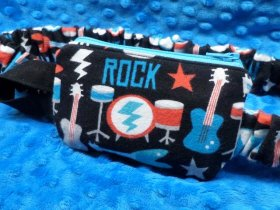 RockBand Insulin Pump Pouch Case
