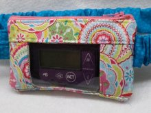 Bodilla Medallion Insulin Pump Pouch