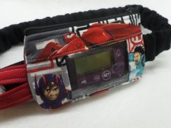Big Hero Window Insulin Pump Pouch Case