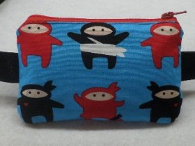 Ninja Insulin Pump Pouch For Boys | Insulin Pump Accessories