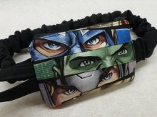 Superheroes Avengers Insulin Pump Pouch Case For Boys