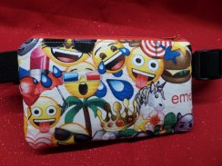Emoticon2 Insulin Pump Pouch Case