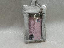 Vertical Insulin Pump Pouch CHOOSE YOUR FABRIC