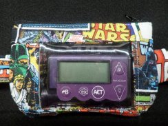 Star Wars Window Insulin Pump Pouch Case For Boys
