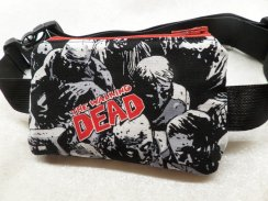 Walking Dead Insulin Pump Pouch Case with Zombies