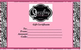 Gift Certificate Insulin Pump Pouch Case Gift Certificates [GIFT ...
